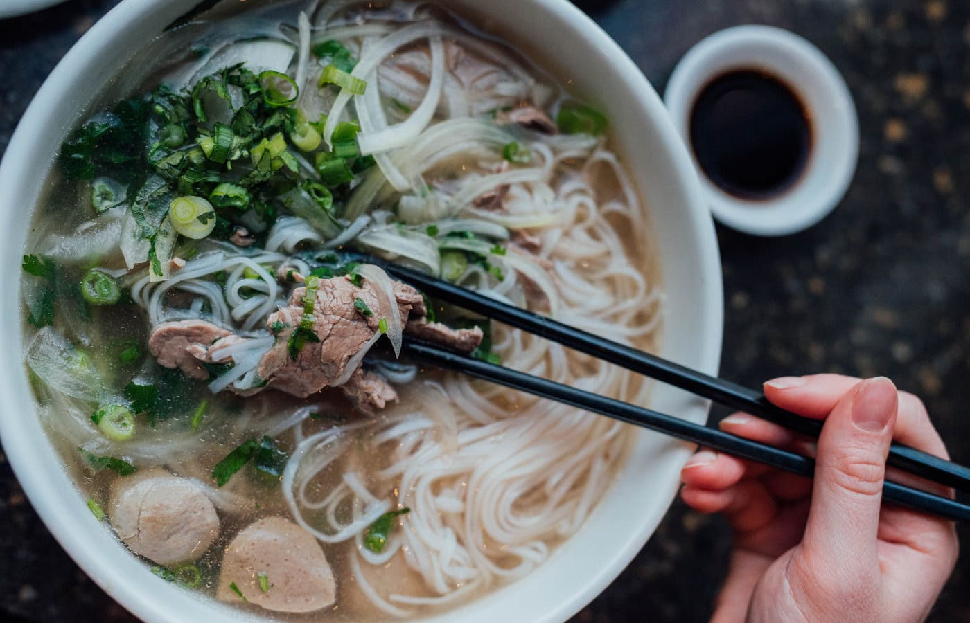 meilleures soupes Phở