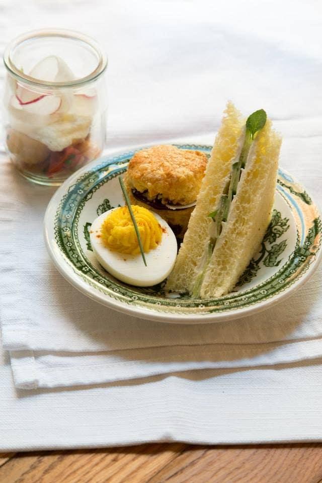 Pâtisserie Rhubarbe: pâtisserie du Plateau Mon-Royal