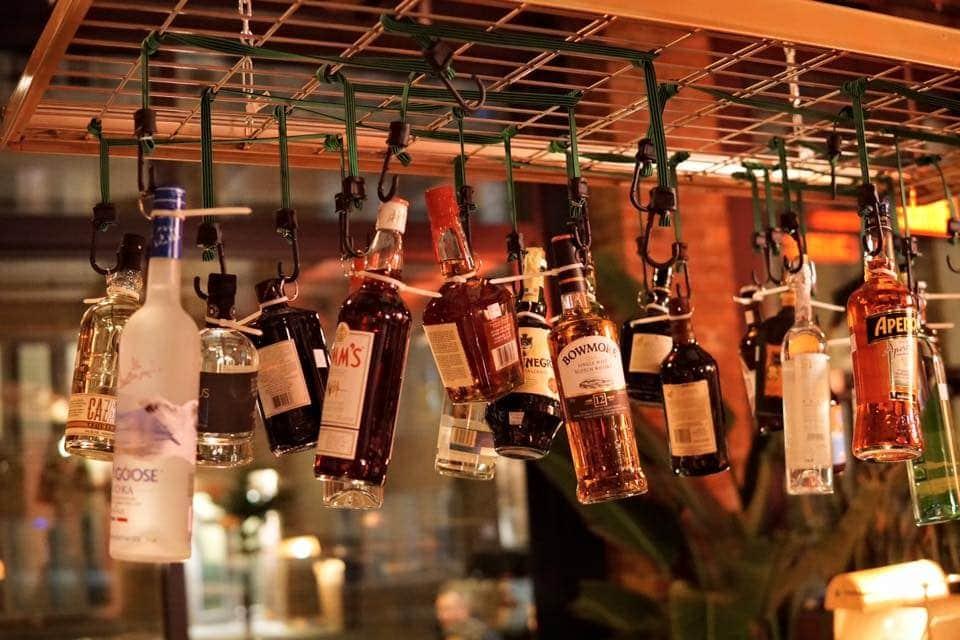 Tiradito : nouveau bar péruvien top en plein quartier des affaires