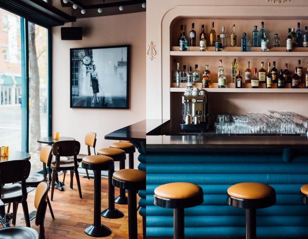 Bar Renard : nouveau bar de quartier charmant dans le Village