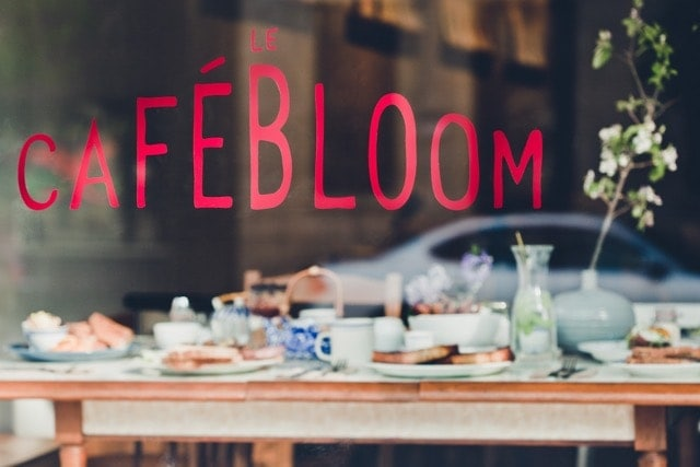 Café Bloom: café de Pointe-Saint-Charles