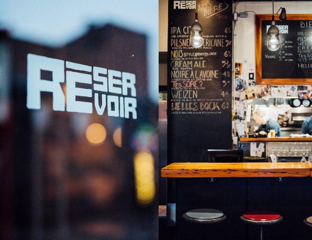 Brasserie Réservoir : une seconde avec l'Hôtel Herman