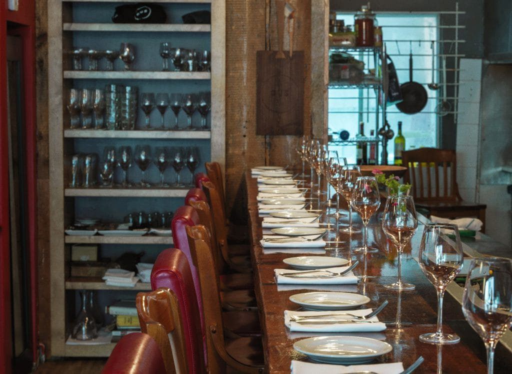 Restaurant Gus : le resto de quartier réconfortant succulent Petite Italien Beaubien Est