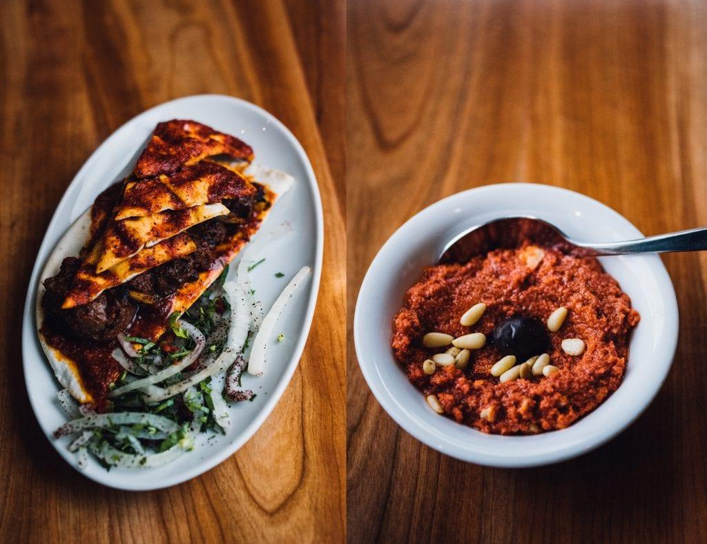 Le Petit Alep : resto pas cher cuisine syrienne arménienne jean-talon est