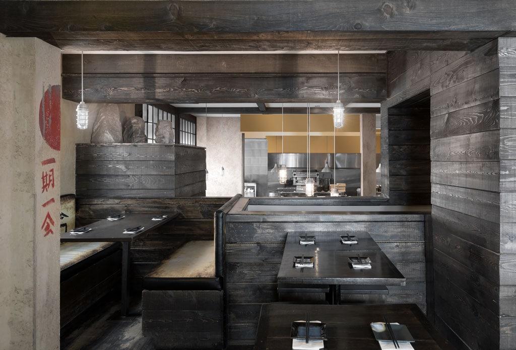 Dining Room at Ichigo Ichie