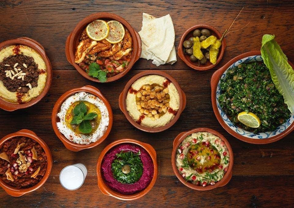Kazamaza restaurant moyen-orient montreal