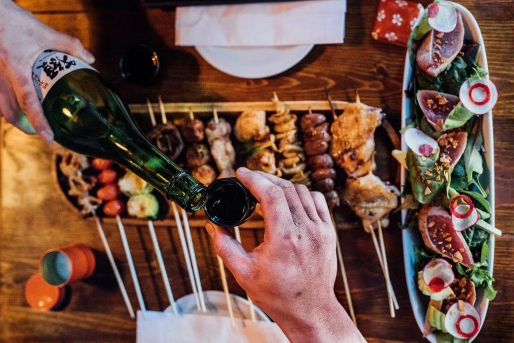 Otto Yakitori : yakitori et autres spécialités japonaises au centre-ville