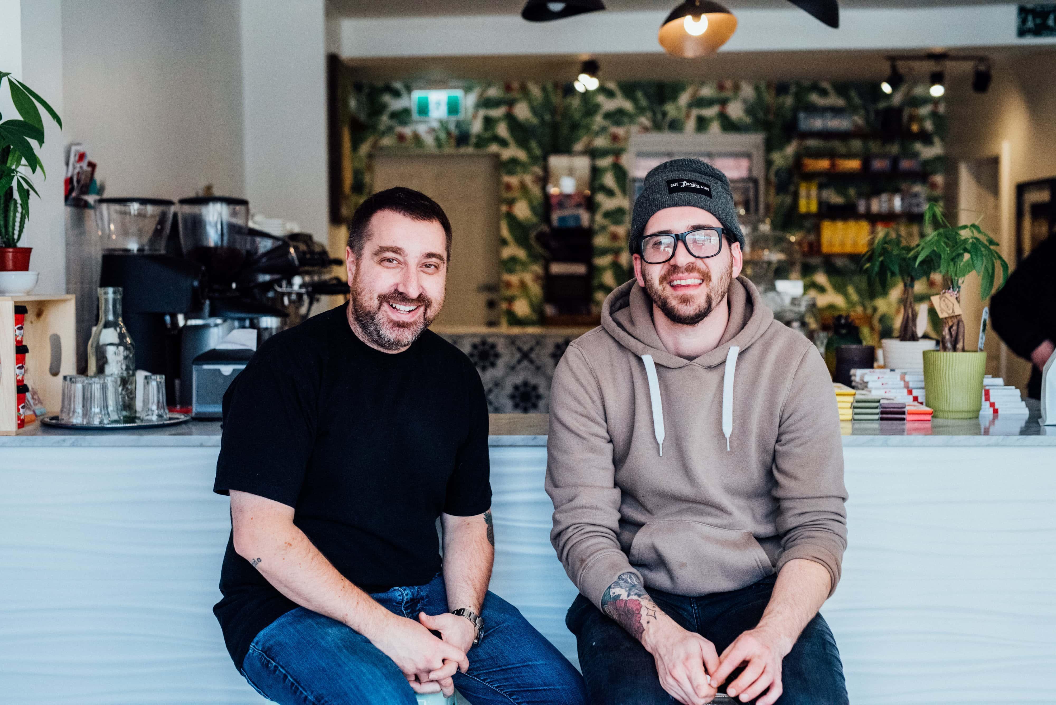 Baristello et cie Café italien Montréal Villeray