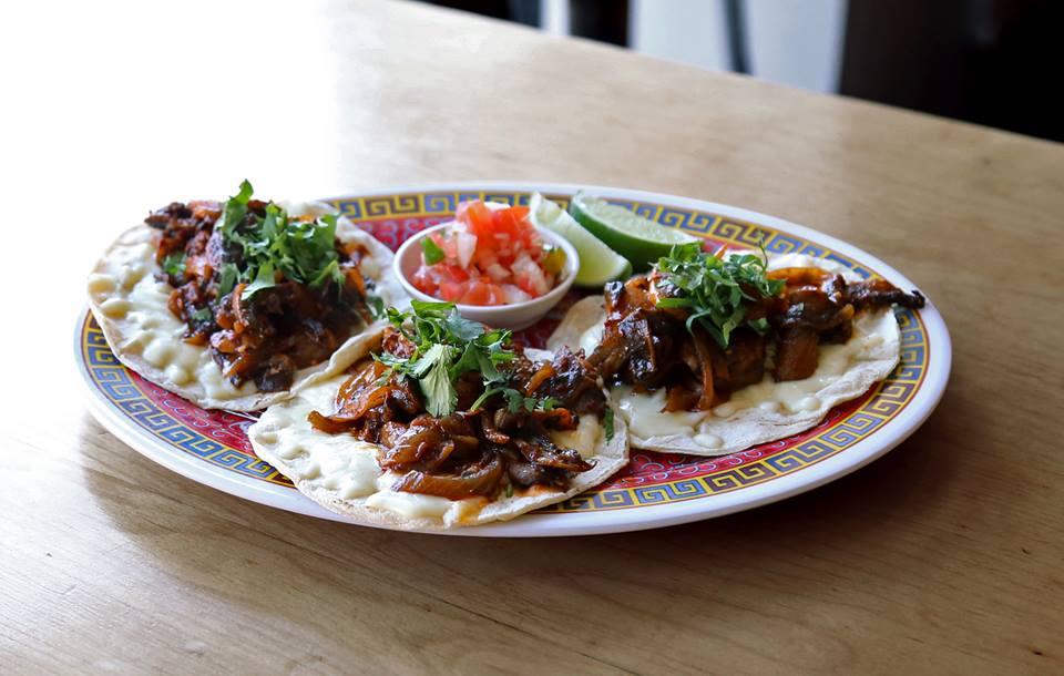 La Capital Tacos: mexicain dans le quartier chinois