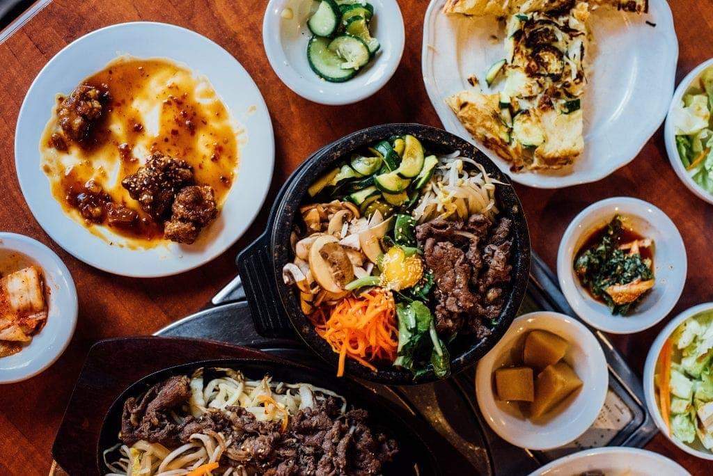 La maison de seoul bon petit restaurant cor en sur for Petit restaurant