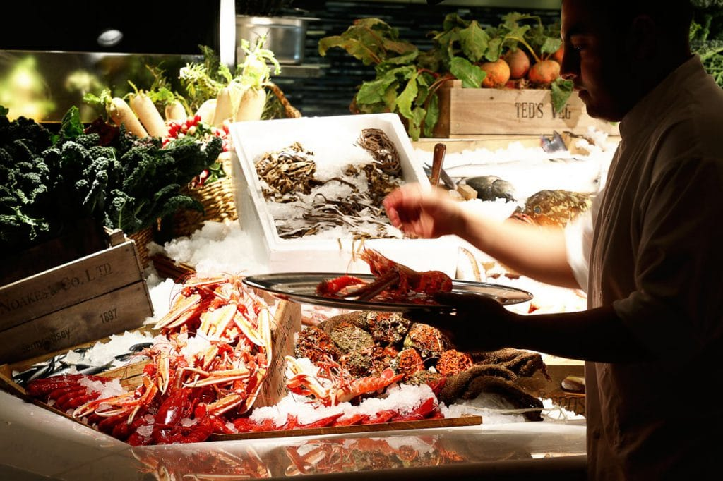 Milos London : mangez grec élégamment à Londres