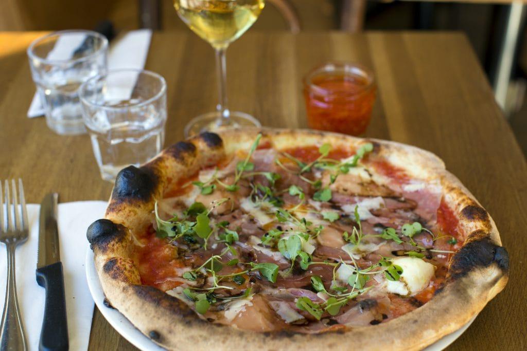 Pizzéria GEMA : pizza réconfortante de la Petite-Italie