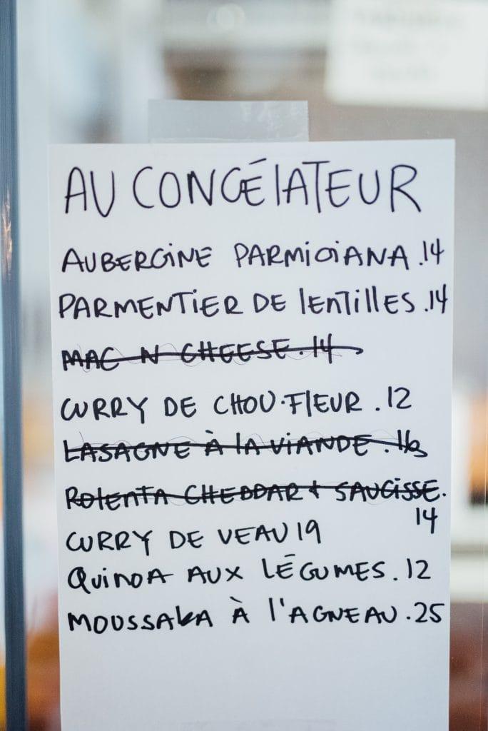 Sainte Cécile épicerie Castelnau Est Montréal