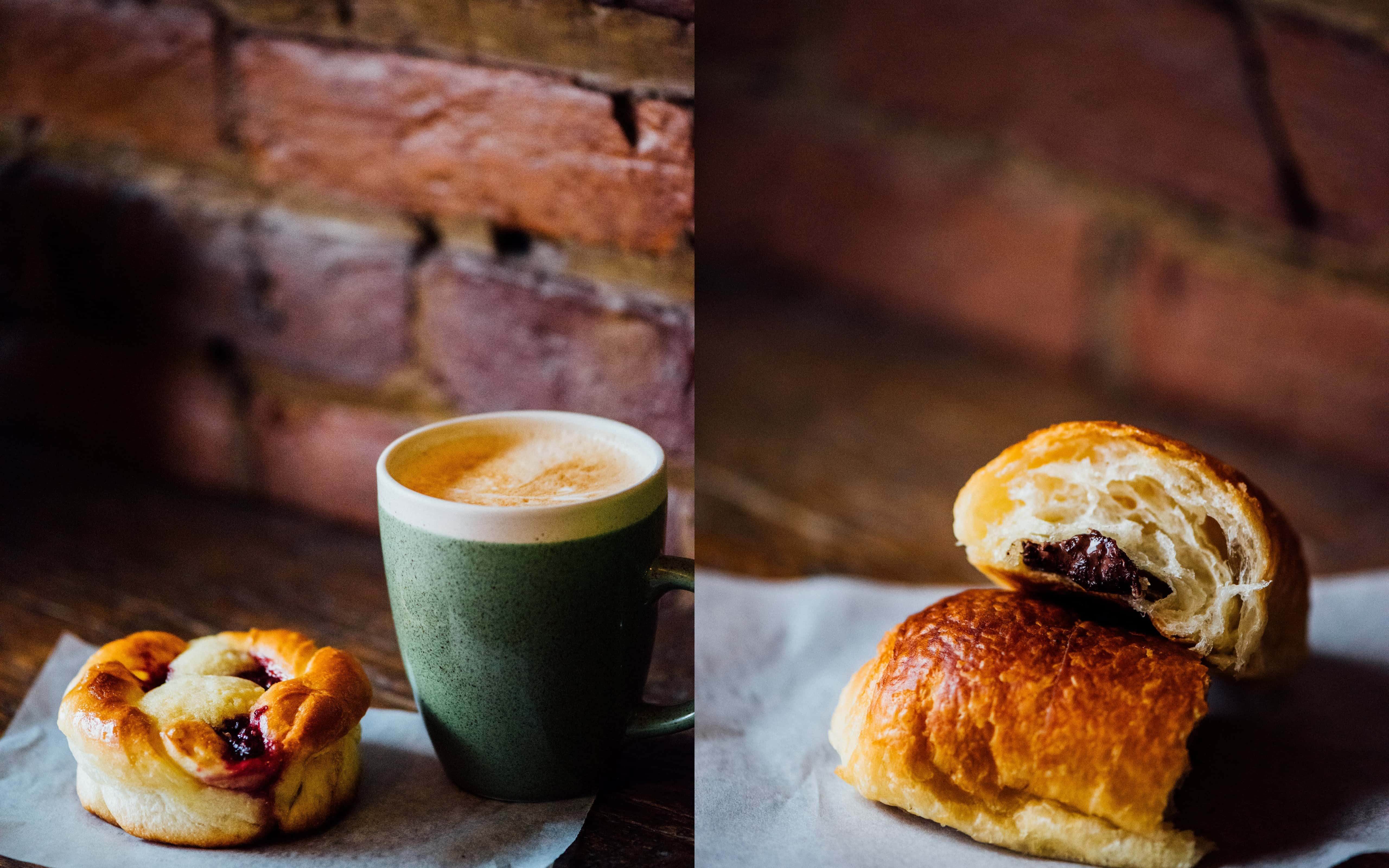 Kouign Amann patisserie Montreal Bakery