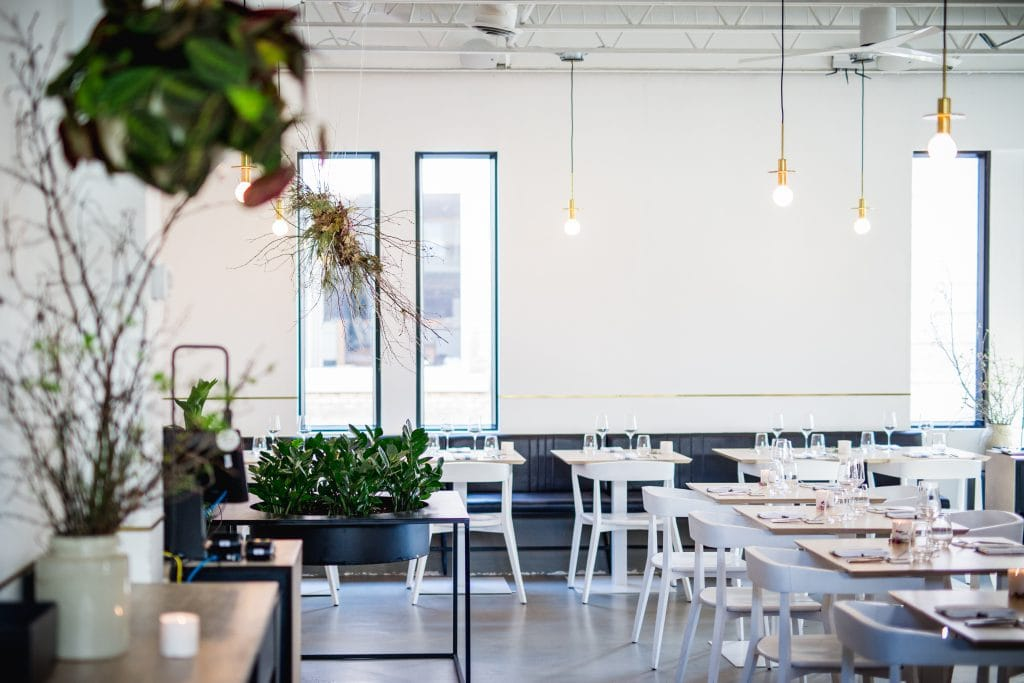 Restaurant HVOR : élégance et délices rue Notre Dame Ouest