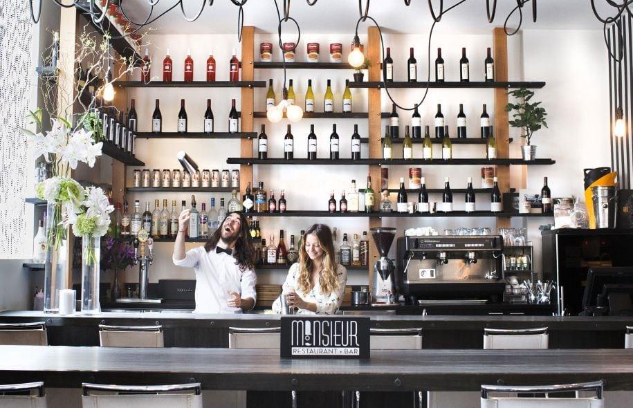 Monsieur Resto-Bar Restaurant Montréal