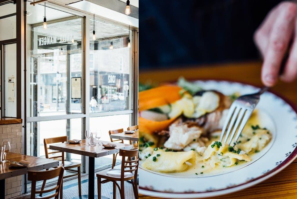 La salle manger un tr s bon classique de la rue mont royal for Restaurant salle a manger montreal