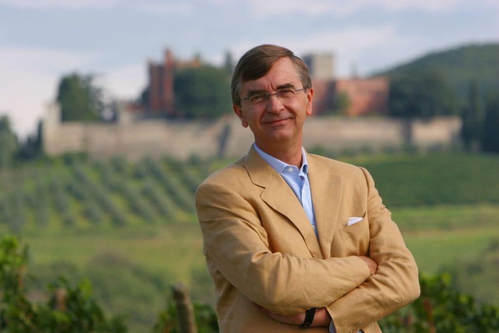 Francesco Ricasoli : 32e génération de vigneron