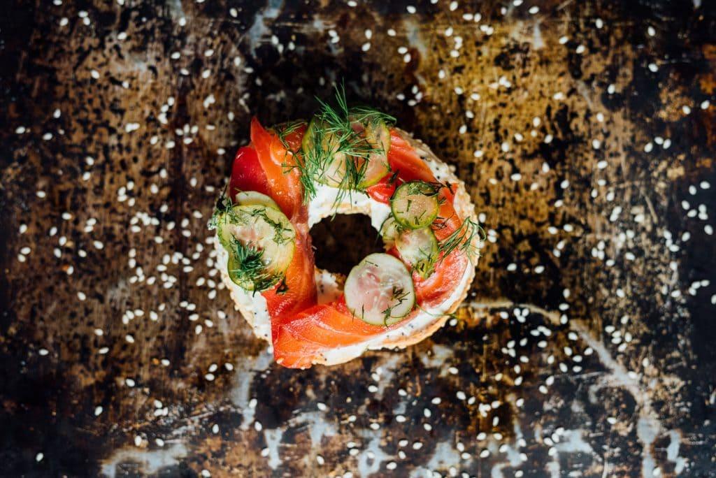 Fletchers Espace Culinaire : taco au Gefilte fish et petit cours d'histoire
