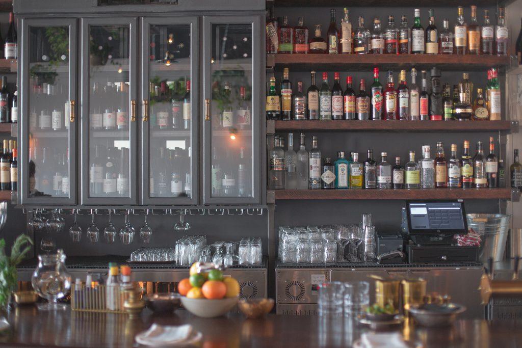 Oregon wine bar à vin laval