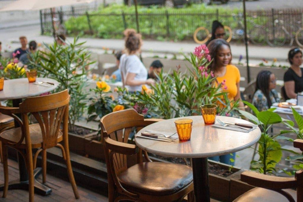 Les plus belles terrasses de café de Montréal