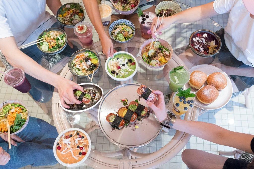 Kamehameha Snack-Bar hawaïen pokés Montréal village