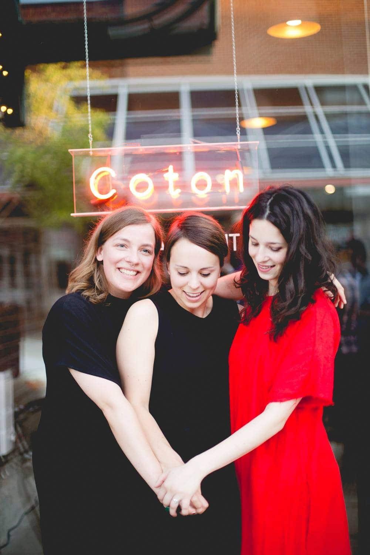 Coton ; le nouveau filon événementiel de la plaza Saint-Hubert