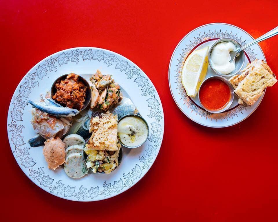 Lawrence Restaurant Montréal