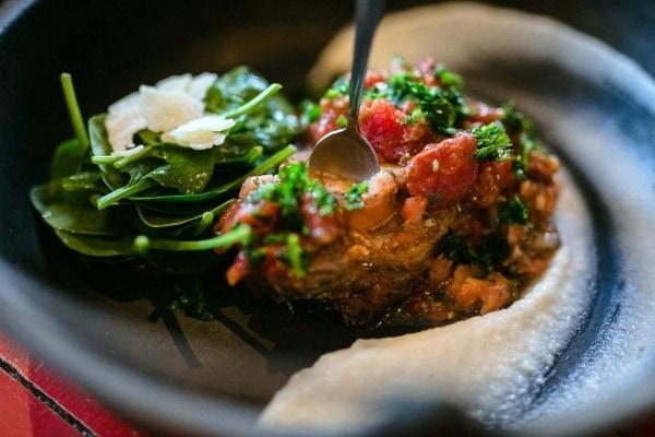 Le Mista : bonne cuisine italienne classique du vieux quartier de Beloeil