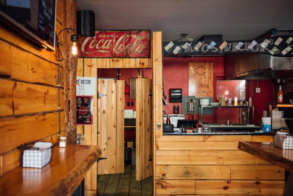 Tacos Victor : nouveau restaurant de L'Avenue Laurier Ouest