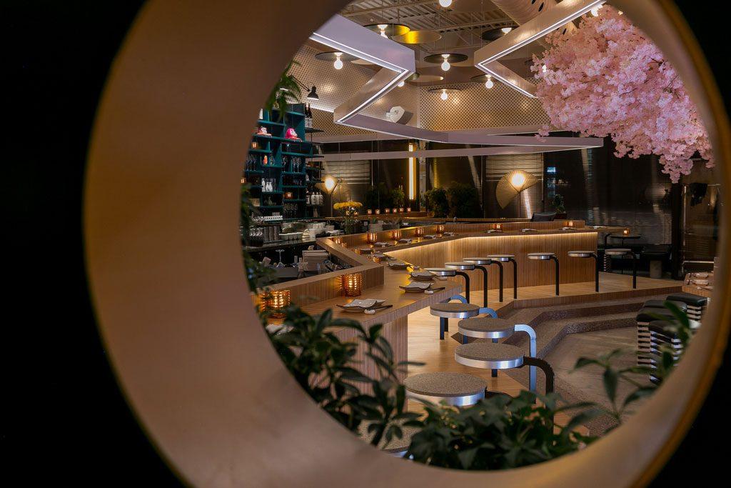 Le Blossom : splendide resto-bar à sakés du Village montreal