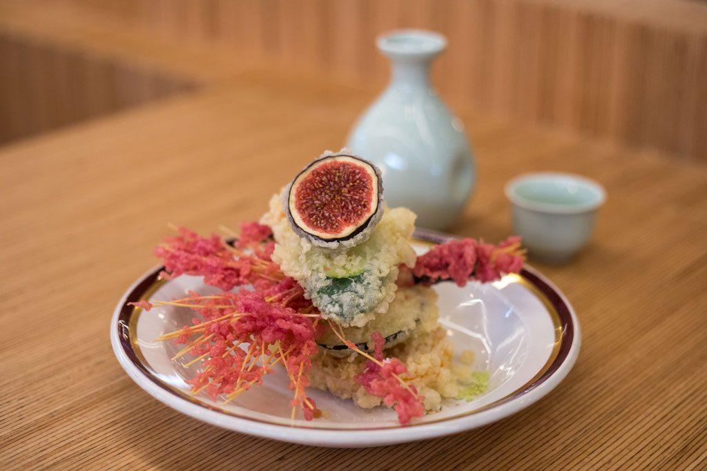 Le Blossom : splendide resto-bar à saké du Village