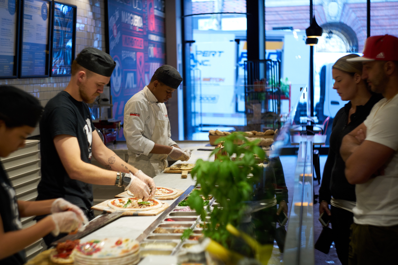 Brigade: des pizzas napolitaines authentiques à savourer sur le pouce