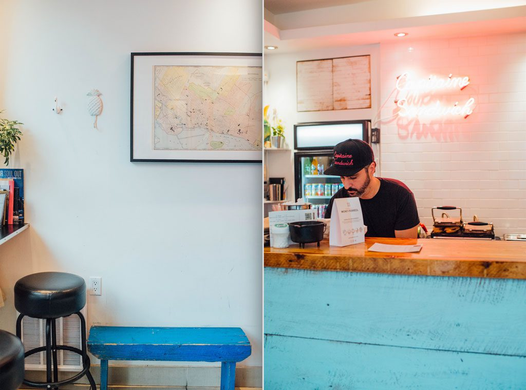 Capitaine Sandwich : délicieux comptoir à sandwichs sur l'avenue Duluth