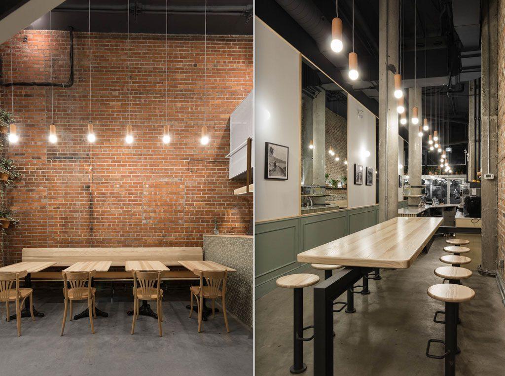 Café Jouney : nouveau café libanais santé et abordable montreal centre ville