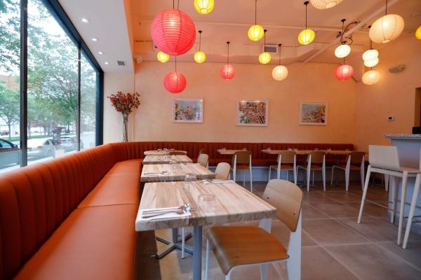 Omma du Quartier des spectacles : adorable resto coréen au Centre-Ville