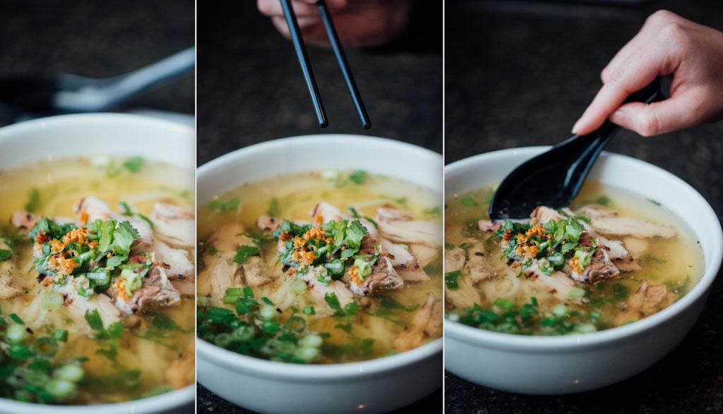 Phở Rachel : nouvelle très bonne soupe tonkinoise sur le Plateau