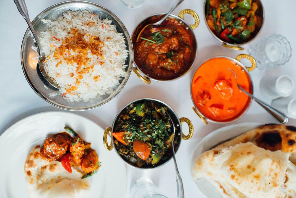 Restaurant Gandhi restaurant indien Vieux-Montréal montreal