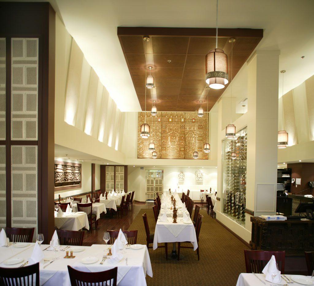 Restaurant le Taj restaurant indien montreal