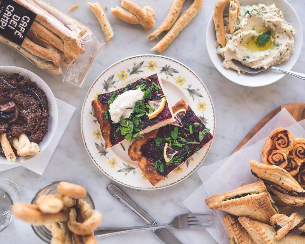 Suggestions de bons restaurants vegans à Montréal