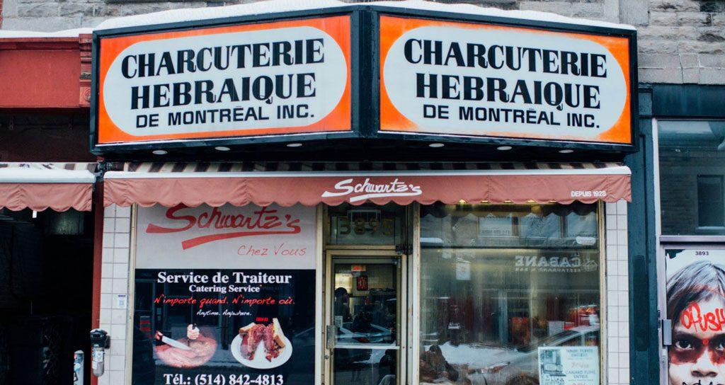 Schwartz's : un deli incontournable de Montréal