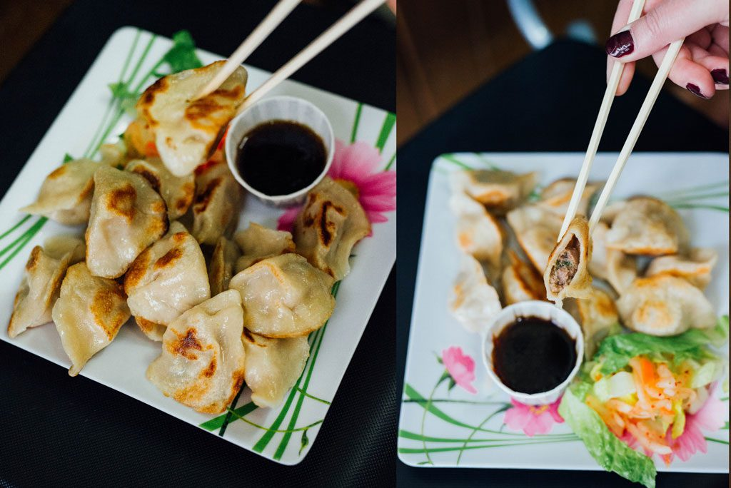 Montreal Chinese Crêpes and Dumplings : mini adresse a decouvrir