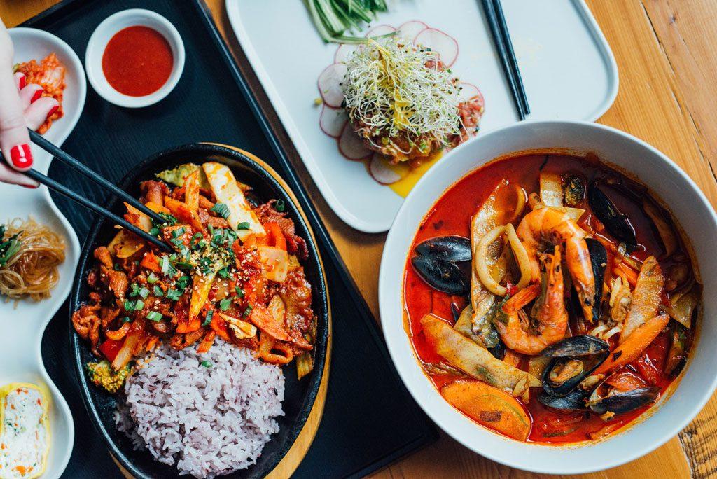 Petit Séoul : excellente nouvelle cuisine coréenne dans le Mile-End