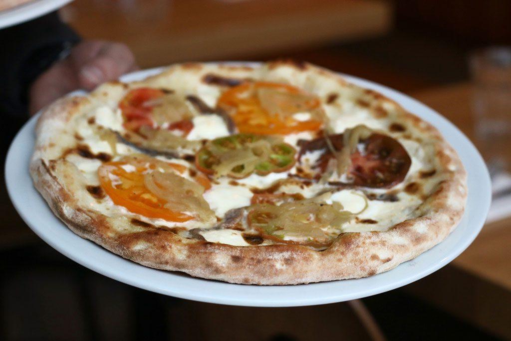 Pizzeria Heirloom : bonne nouvelle pizza dans Hochelaga
