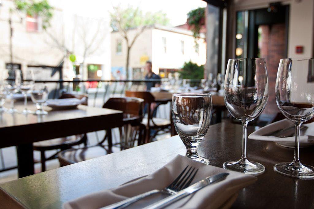 La prunelle restaurant apportez votre vin byob montreal