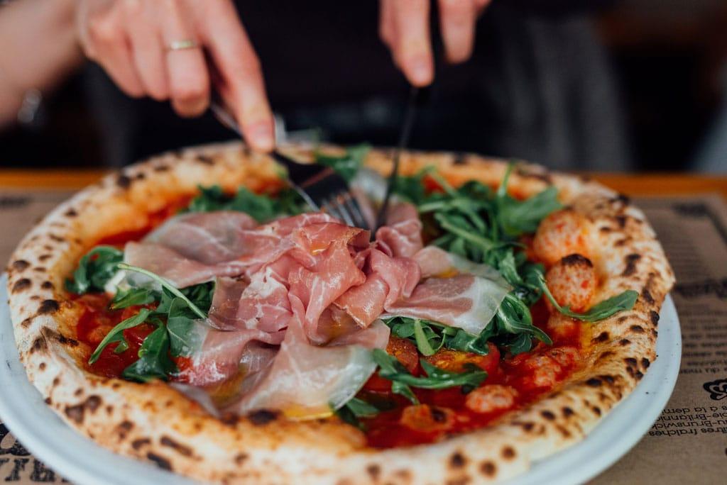 Magpie pizza montreal excellente pizza