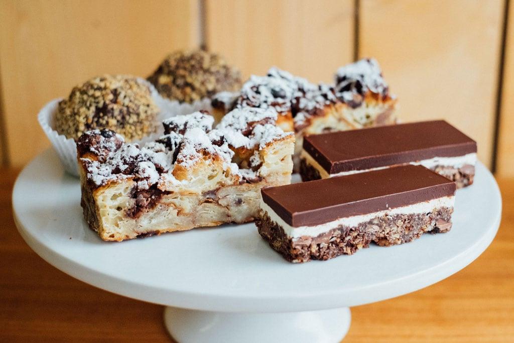 Mlles Gâteaux : charmante pâtisserie artisanale de Villeray Montreal
