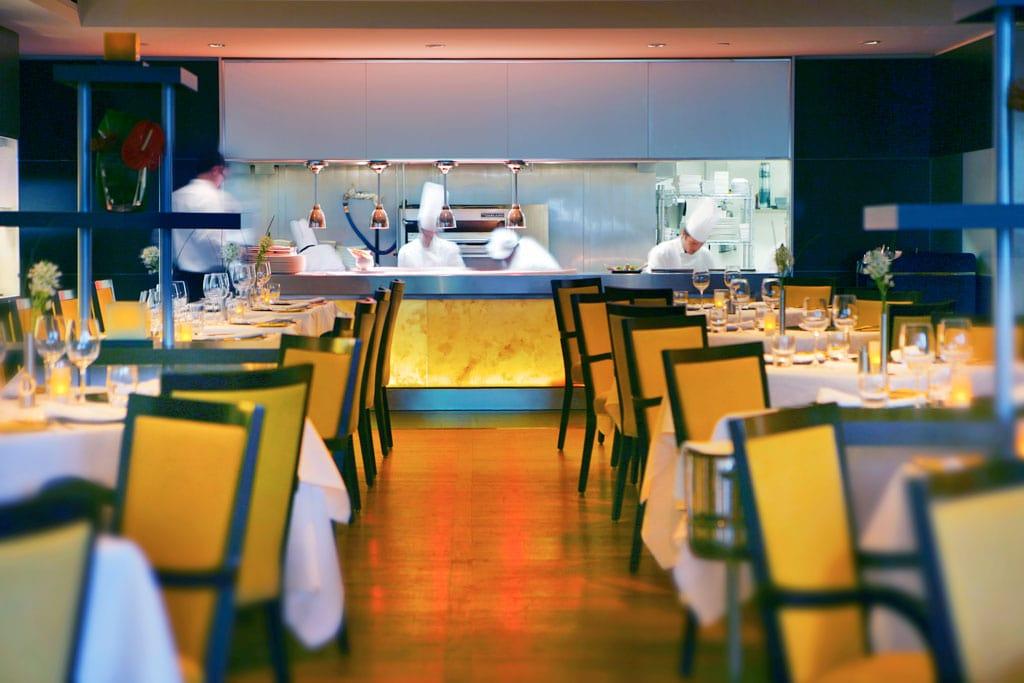 Restaurant renoir sofitel montreal