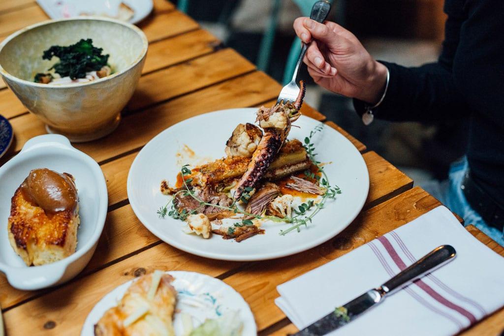 Restaurant La Fabrique montreal