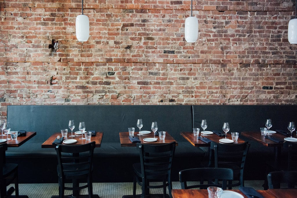 Alma Outremont Wine Bar restaurant Montreal